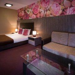 Plaza Hotel 3* Стандартный номер с разными типами кроватей фото 8