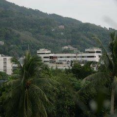 Отель Baan Sabai De балкон