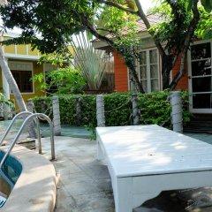 Отель Deeden Pattaya Resort 3* Бунгало Делюкс с различными типами кроватей фото 8
