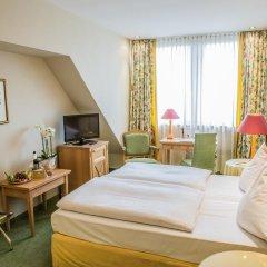 Central-Hotel Kaiserhof 4* Стандартный номер с различными типами кроватей фото 3