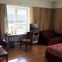 Hotel Anna 3* Улучшенный номер с разными типами кроватей фото 5