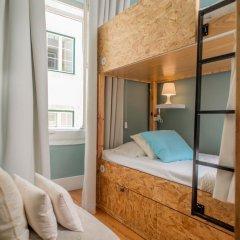 Passport Lisbon Hostel 2* Кровать в женском общем номере фото 11