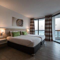 Отель AX ¦ Seashells Resort at Suncrest 4* Стандартный семейный номер с двуспальной кроватью фото 3