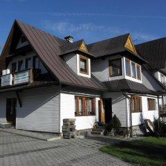 Отель Domek Pod Reglami Стандартный номер фото 2