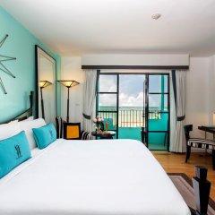 Отель Wave 4* Стандартный номер с различными типами кроватей фото 6