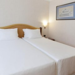 Отель NH Milano Machiavelli 4* Стандартный номер с различными типами кроватей фото 4