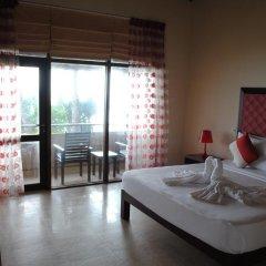 Отель Вилла Maresia Beach Номер Делюкс с различными типами кроватей фото 7
