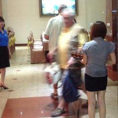 Отель Blue Sky Halong Hotel Вьетнам, Халонг - отзывы, цены и фото номеров - забронировать отель Blue Sky Halong Hotel онлайн интерьер отеля фото 3