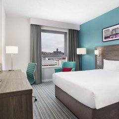 Отель Jurys Inn Liverpool 4* Улучшенный номер с различными типами кроватей