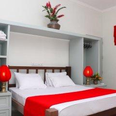 Отель Khalids Guest House Galle 3* Номер Делюкс с различными типами кроватей фото 5