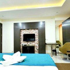 Отель OYO Premium Alankar Circle 3* Стандартный номер с различными типами кроватей
