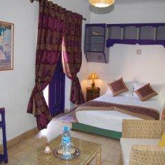 Отель Riad Agathe 4* Стандартный номер фото 30