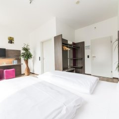 Отель ArtHotel City 3* Номер Комфорт с различными типами кроватей фото 4