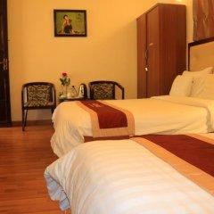 Отель A25 Hoang Quoc Viet 2* Улучшенный номер фото 4
