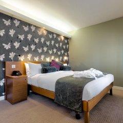 Отель Ambassadors Bloomsbury 4* Стандартный номер с различными типами кроватей фото 12