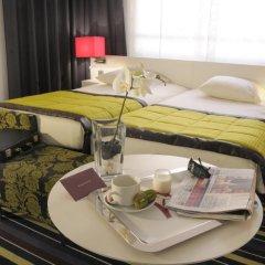 Отель Mercure Nice Promenade Des Anglais 4* Стандартный номер с различными типами кроватей фото 6