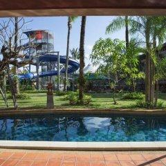Отель Phuket Orchid Resort and Spa 4* Стандартный номер с двуспальной кроватью фото 16