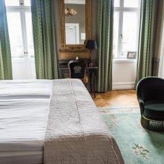Отель Hôtel Eggers Швеция, Гётеборг - отзывы, цены и фото номеров - забронировать отель Hôtel Eggers онлайн комната для гостей фото 3
