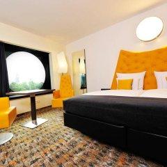 Отель ARCOTEL Onyx Hamburg 4* Улучшенный номер с различными типами кроватей фото 4