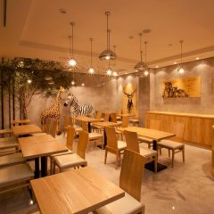 Hotel The Designers Samseong питание