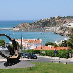 Отель Albufeira Mar Vilas Португалия, Албуфейра - отзывы, цены и фото номеров - забронировать отель Albufeira Mar Vilas онлайн пляж