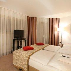 Lindner Hotel & Residence Main Plaza 4* Номер Бизнес с различными типами кроватей фото 2