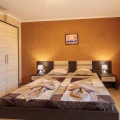 Отель Villa Brigantina Болгария, Солнечный берег - 1 отзыв об отеле, цены и фото номеров - забронировать отель Villa Brigantina онлайн комната для гостей фото 5