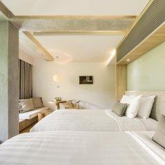 Отель Ad Lib 4* Стандартный номер с различными типами кроватей фото 3