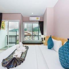 Отель Rayaan 6 Guesthouse 3* Стандартный номер двуспальная кровать фото 5
