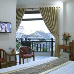 Отель Smart Garden Homestay 3* Номер Делюкс с различными типами кроватей фото 2