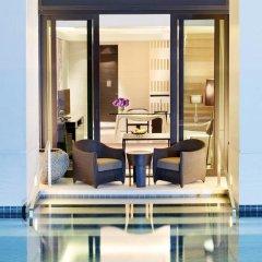 Siam Kempinski Hotel Bangkok 5* Стандартный номер разные типы кроватей фото 4