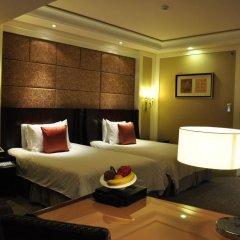 Shan Dong Hotel 4* Улучшенный номер с 2 отдельными кроватями фото 14