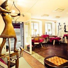 Отель Villa Atelier Польша, Познань - отзывы, цены и фото номеров - забронировать отель Villa Atelier онлайн интерьер отеля фото 2