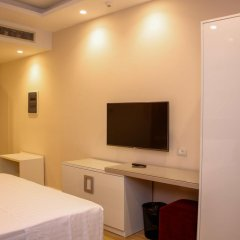 Hotel Luxury 4* Номер Делюкс с различными типами кроватей фото 25