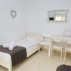 Отель Villa Reppas Греция, Пефкохори - отзывы, цены и фото номеров - забронировать отель Villa Reppas онлайн комната для гостей фото 4