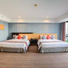 Отель BelAire Bangkok 4* Номер Делюкс фото 6