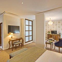 Отель Amman International 4* Представительский люкс с различными типами кроватей фото 3