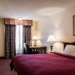 Отель Clarion Inn & Suites Clearwater 3* Стандартный номер с различными типами кроватей фото 2