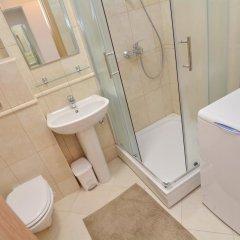 Отель Studios Dimitris Черногория, Тиват - отзывы, цены и фото номеров - забронировать отель Studios Dimitris онлайн ванная