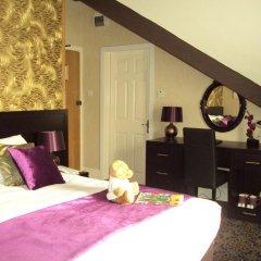 Отель Hallmark Inn Manchester South 3* Представительский номер с различными типами кроватей