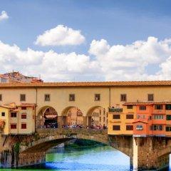 Отель Piazza Signoria Suite Флоренция приотельная территория