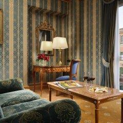 Parco Dei Principi Grand Hotel & Spa 5* Улучшенный люкс фото 2