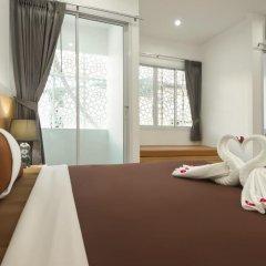 M.U.DEN Patong Phuket Hotel 3* Номер Делюкс двуспальная кровать фото 8