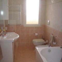 Отель Collina del sole Дзагароло ванная