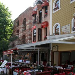 Eski Konak Hotel 3* Номер категории Эконом с различными типами кроватей фото 4