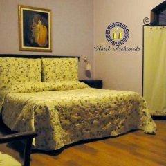 Hotel Archimede Ortigia 3* Стандартный номер фото 8