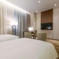 Отель Aloft Seoul Myeongdong 4* Стандартный номер с 2 отдельными кроватями фото 2