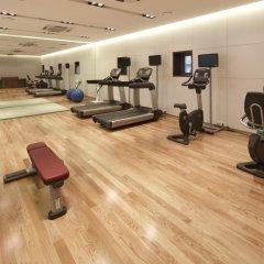 Best Western Premier Guro Hotel фитнесс-зал
