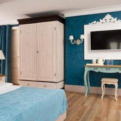 Гостиница Ахиллес и Черепаха 3* Номер Делюкс с различными типами кроватей фото 2
