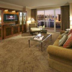 Отель The Signature at MGM Grand 4* Люкс повышенной комфортности с различными типами кроватей фото 7